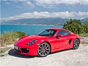 Porsche Cayman S <br />(купе)
