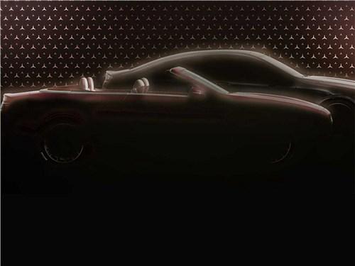 Новость про Mercedes-Benz - Mercedes намекнул на премьеру обновленных купе и кабриолета E-Class
