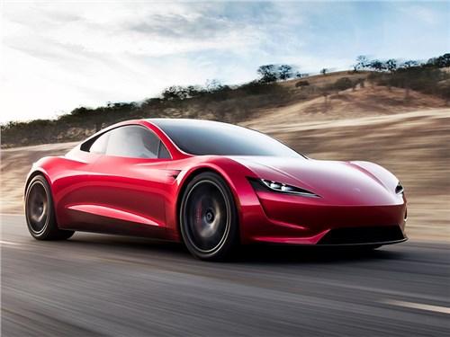 Новая Tesla станет ракетой