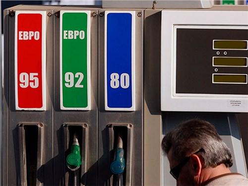 В России начало дорожать топливо