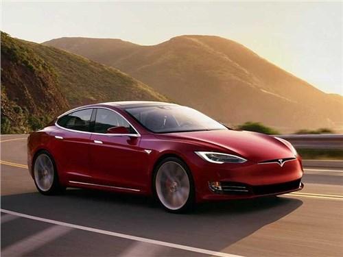Tesla выпустила электромобиль с самым большим запасом хода
