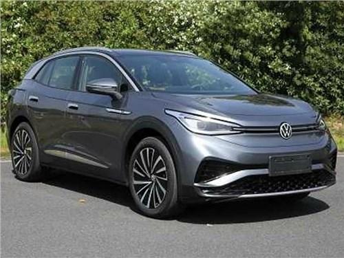 Рассекречена внешность двух новых кроссоверов Volkswagen