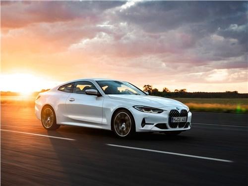 BMW 4 series <br />(купе)