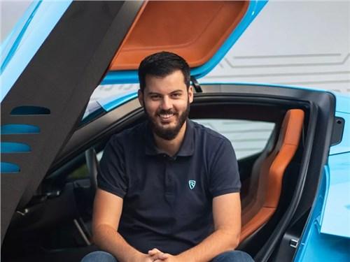Основатель Rimac назвал неэффективной коробку передач электрического Porsche Taycan