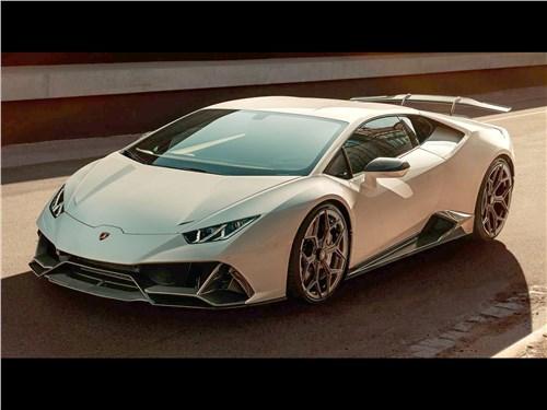 Novitec | Lamborghini Huracan Evo вид спереди