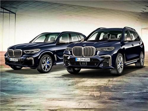Новость про BMW - BMW X5 M50d Final Edition и X7 M50d Final Edition