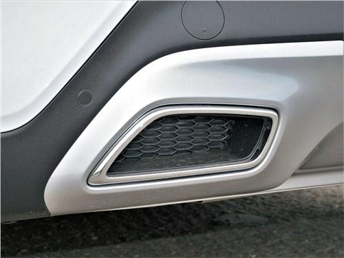 Kia XCeed 2020 задний бампер