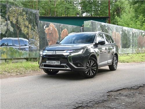 Mitsubishi Outlander - mitsubishi outlander 2020 вектор тяги к природе