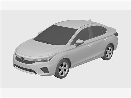Honda запатентовала в России убийцу Hyundai Solaris