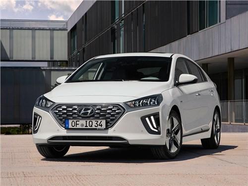 Hyundai убьет Tesla с помощью Ioniq