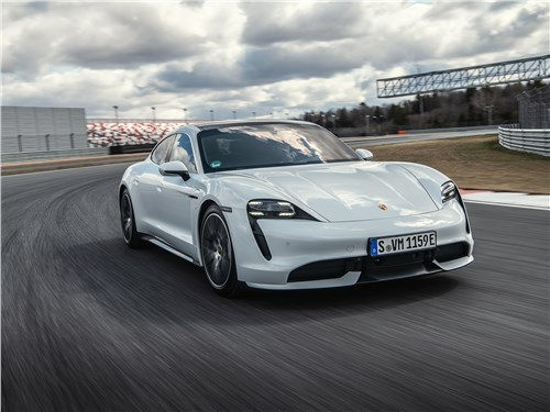 Porsche Taycan - porsche taycan 2020 почему porsche taycan стал дважды героем