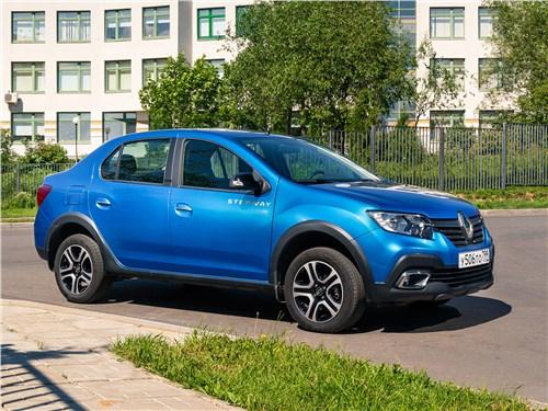 Renault Logan Stepway - renault logan stepway 2018 первый парень на деревне: renault logan stepway стал таковым в хорошем смысле