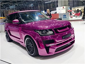 Hamann / Range Rover