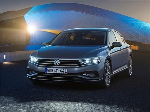 Skoda займется разработкой следующего Volkswagen Passat