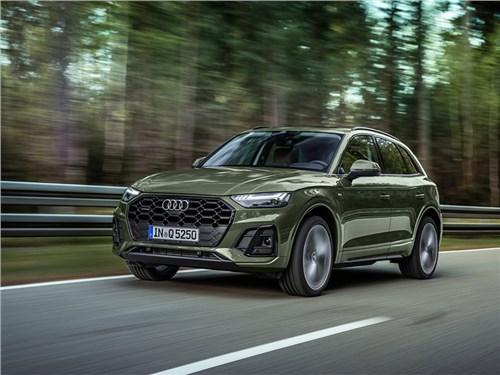 Новость про Audi Q5 - Audi Q5 (2021)