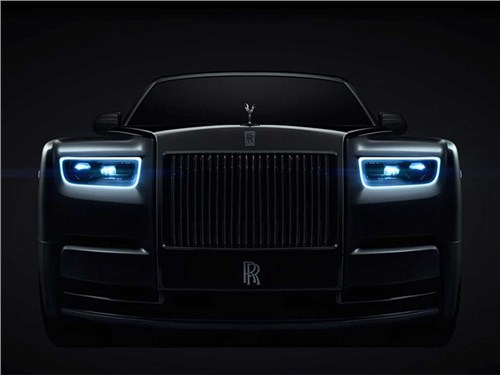 Новость про Rolls-Royce - BMW зарегистрировала имя электрического «Роллс-Ройса»