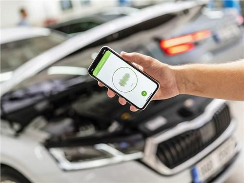 Skoda разработала приложение для диагностики проблем с автомобилем по звуку мотора
