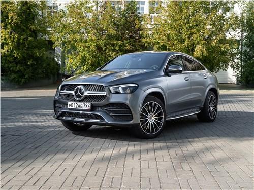 Mercedes-Benz GLE Coupe - mercedes-benz gle coupe 2020 многогранная обманчивость