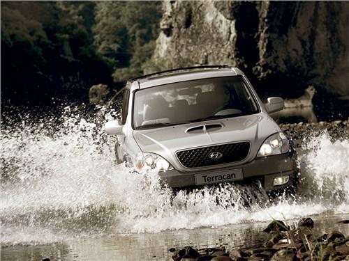 Новость про Hyundai - Hyundai Terracan (2005)