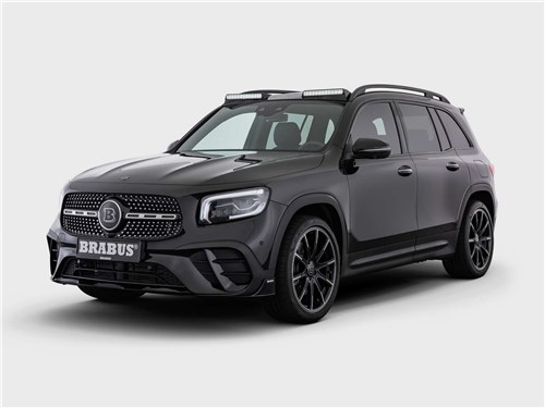 Brabus | Mercedes-Benz GLB вид спереди