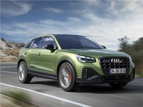 Новость про Audi SQ2 - Audi SQ2 (2021)