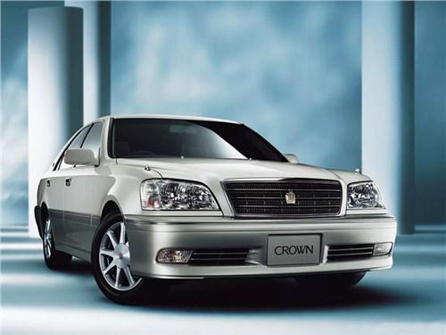 Новость про Toyota Crown - Toyota Crown