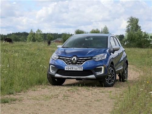 Renault Kaptur - renault kaptur 2020 зачем его манит в поля?