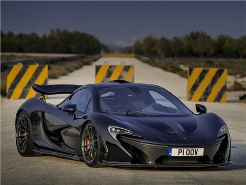 McLaren решил повременить с выпуском ультимативного суперкара