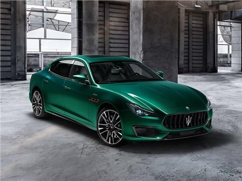 Maserati обновила три своих автомобиля