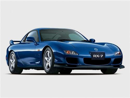 Mazda RX-7 получит заводскую поддержку