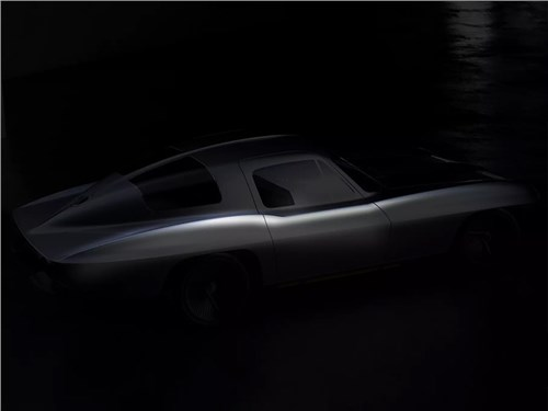 Chevrolet Corvette станет электромобилем