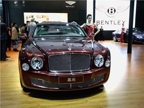Директор Bentley признался в любви к Китаю