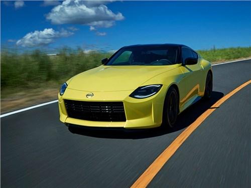 Компьютерная игра рассекретила Nissan 400Z