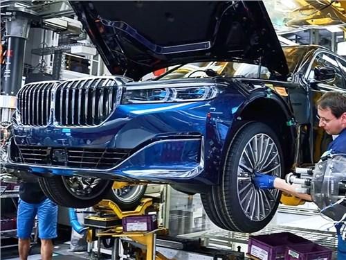 Новость про BMW - BMW сворачивает производство автомобилей в России