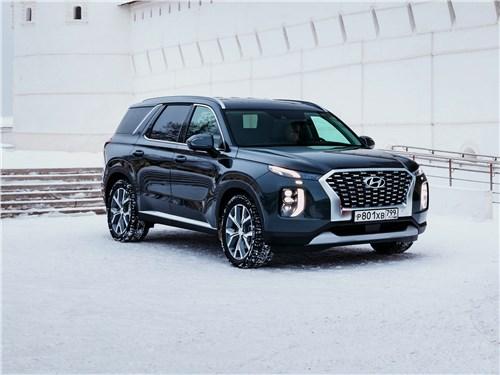 Hyundai Palisade - hyundai palisade (2020) что нужно hyundai palisade, чтобы прижиться в россии