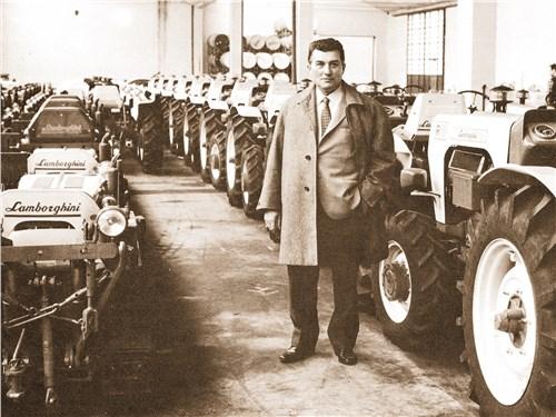 Дата в истории: От трактора до суперкара