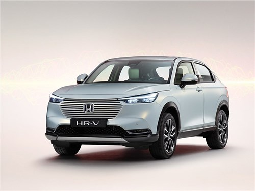 Новость про Honda HR-V - Honda HR-V (2022)
