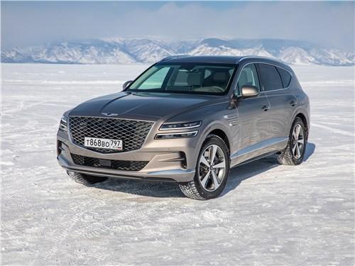 Hyundai Genesis GV80 - genesis gv80 (2021) неоднозначный