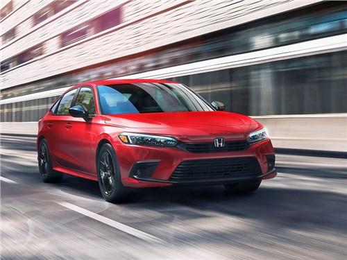 Новость про Honda Civic - Honda Civic Sedan (2022)