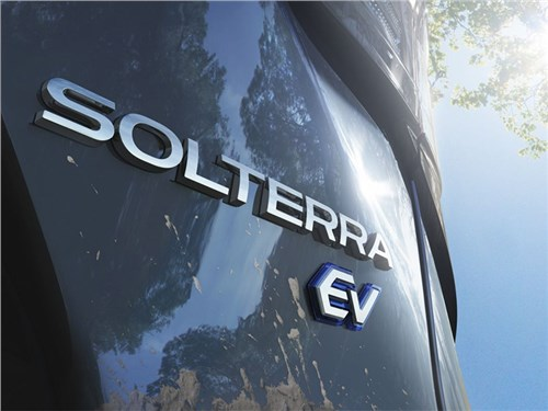 Subaru готовятся выпустить свой первый электромобиль