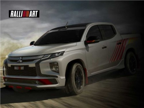 Новость про Mitsubishi - Mitsubishi возродит свой спортивный суббренд