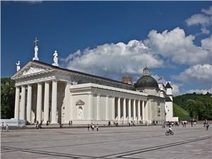 Предпросмотр в центре вильнюса очень много живописных построек