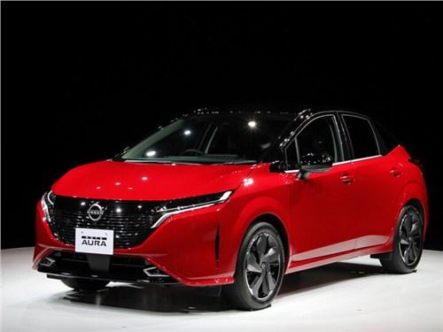 Nissan Note породил новую модель