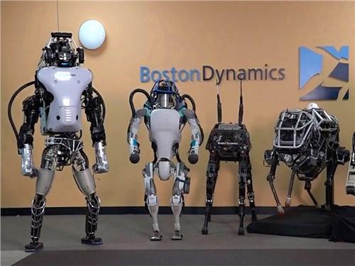Hyundai купил крупного производителя роботов