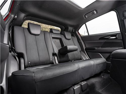 Mitsubishi Eclipse Cross (2022) задний диван