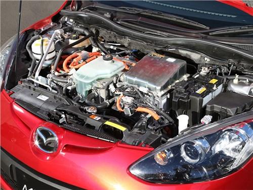 Mazda приостановила возвращение роторных моторов