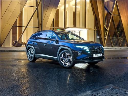 Hyundai Tucson - hyundai tucson (2021) как новый hyundai tucson чуть не превратился в жертву дизайна