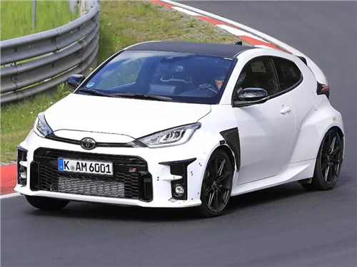 Новость про Toyota Yaris - Toyota GR Yaris