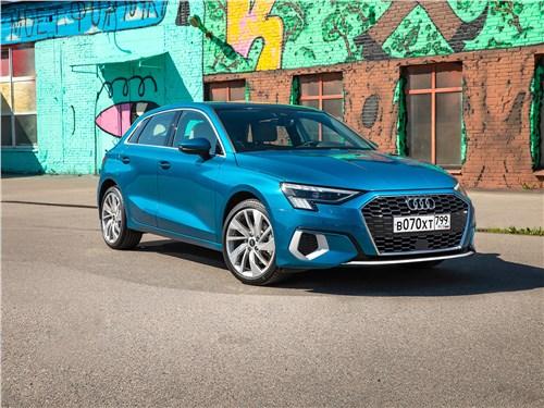 Audi A3 - audi a3 (2021) без разницы, четыре или пять, но за три