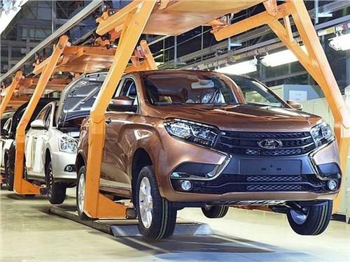 Новость про Lada - Глава Ростеха похвалил качество автомобилей Lada.